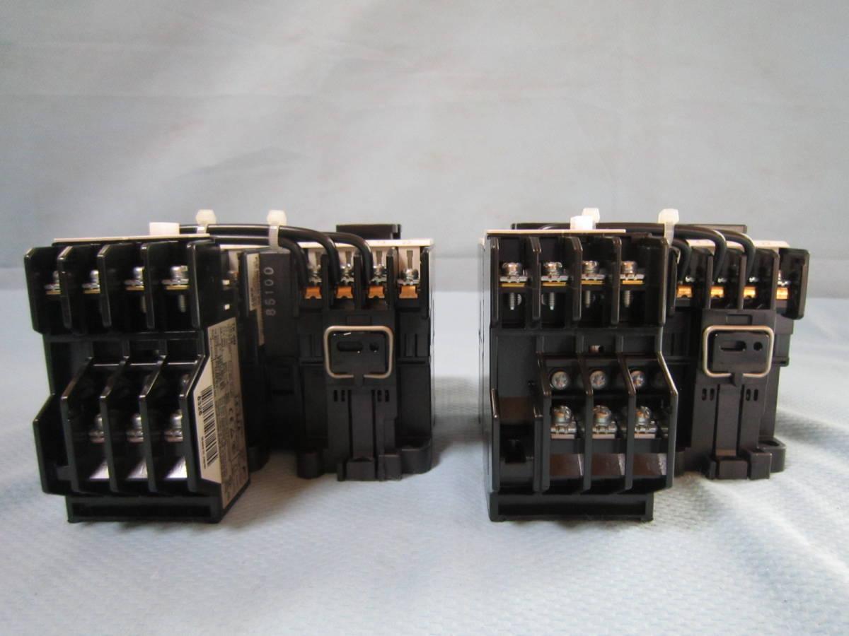 富士電機 電磁接触器 SW-03RM マグネットスイッチ SC-03(11) TK-0N/SZ-RM 100V-110V *2個_画像5