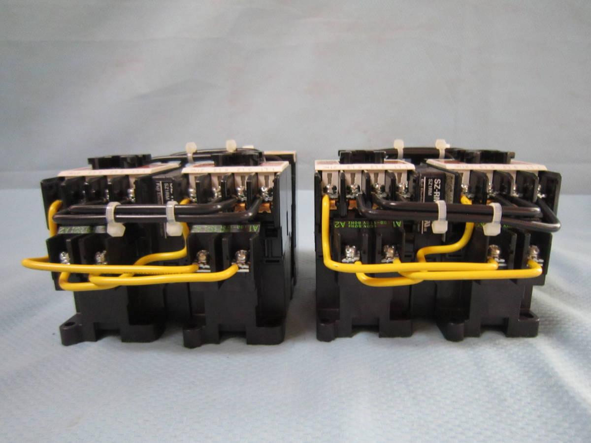 富士電機 電磁接触器 SW-03RM マグネットスイッチ SC-03(11) TK-0N/SZ-RM 100V-110V *2個_画像6