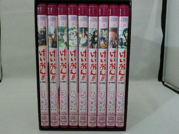 Blu-ray 【※※※】[全9巻セット]けいおん!! 1~9(初回限定生産)(Blu-ray Disc)_画像3