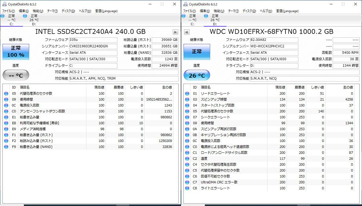 DELL Precision T3600 Xeon E5-1650(6コア・12スレッド)/大容量32GBメモリ/Quadro K2200 4GB/SSD240GB+HDD1TB/Office/10 Pro【3978189】_画像8