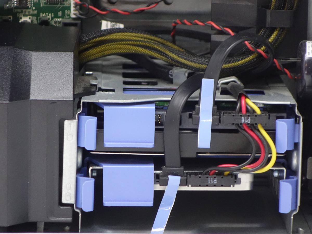 DELL Precision T3600 Xeon E5-1650(6コア・12スレッド)/大容量32GBメモリ/Quadro K2200 4GB/SSD240GB+HDD1TB/Office/10 Pro【3978189】_画像6