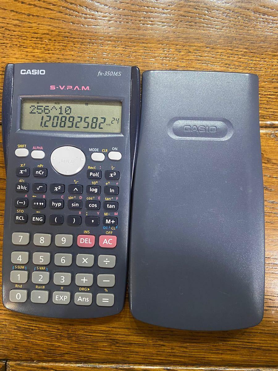 関数電卓 CASIO fx-350MS