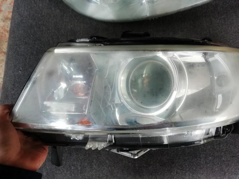 H23 ワゴンRスティングレー MH23S HID ヘッドライト 左右 セット 100-59191_画像2