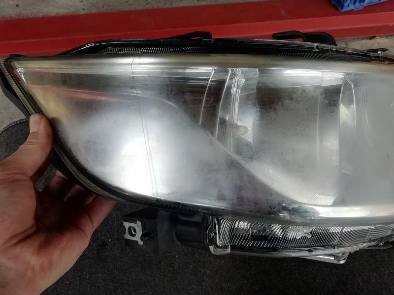 H23 ワゴンRスティングレー MH23S HID ヘッドライト 左右 セット 100-59191_画像5