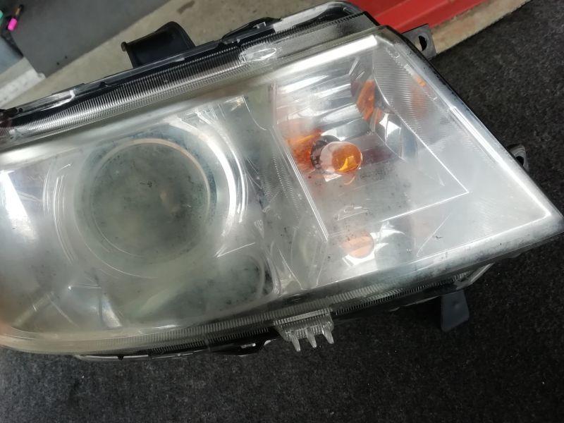 H23 ワゴンRスティングレー MH23S HID ヘッドライト 左右 セット 100-59191_画像4