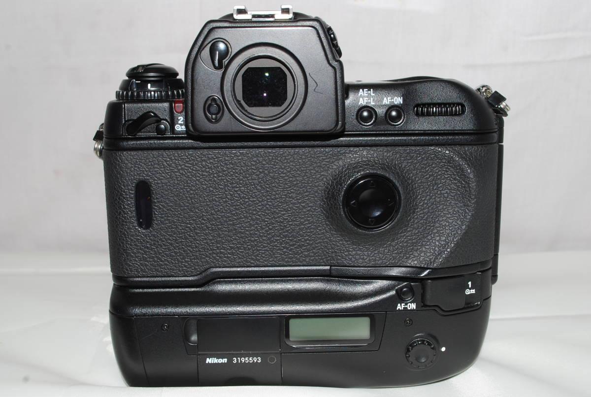 中古 現状品 Nikon 一眼レフカメラ ボディ F5 フィルムカメラ ニコン フイルム 通電確認のみ_画像6