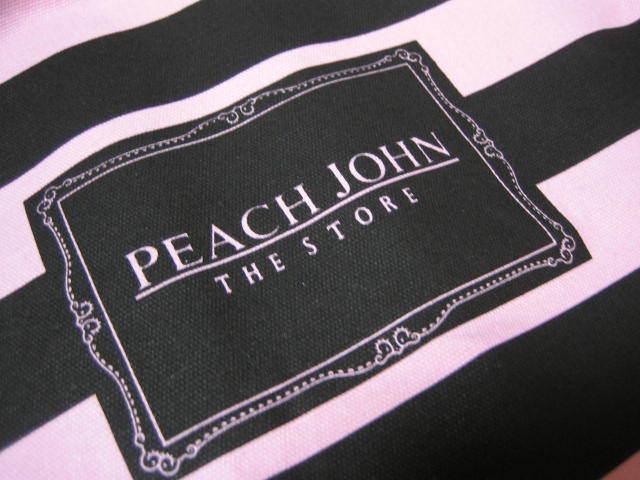 ■入手困難 ピーチジョン PJ キャンバストートバッグ 3点セット■_画像6