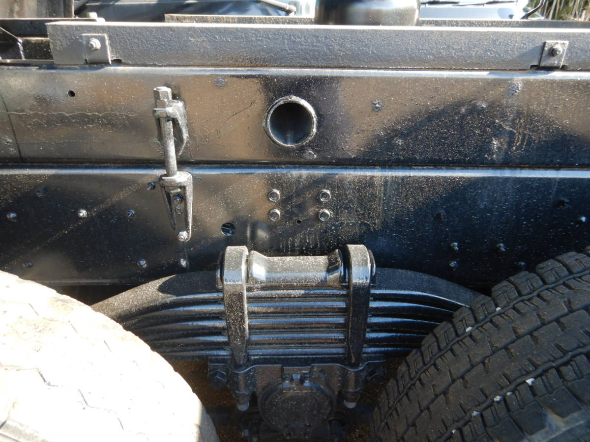 【CH15852】H23年 いすゞ ギガ ダンプ Lゲートダンプ 土砂ダンプ 走行40万km 7速MT 最大積載量8700kg ナンバー付 税込み!_画像8