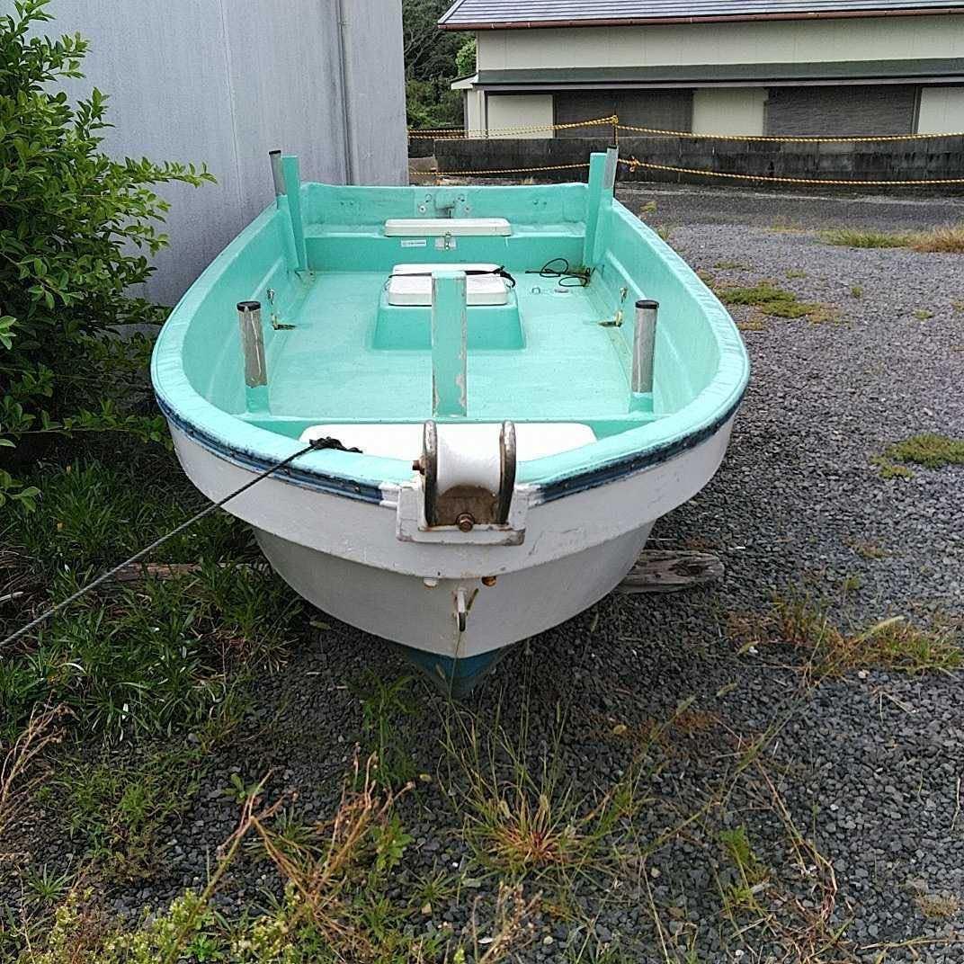 「ヤマハ 和船ヤマハ和船船体のみ 」の画像1