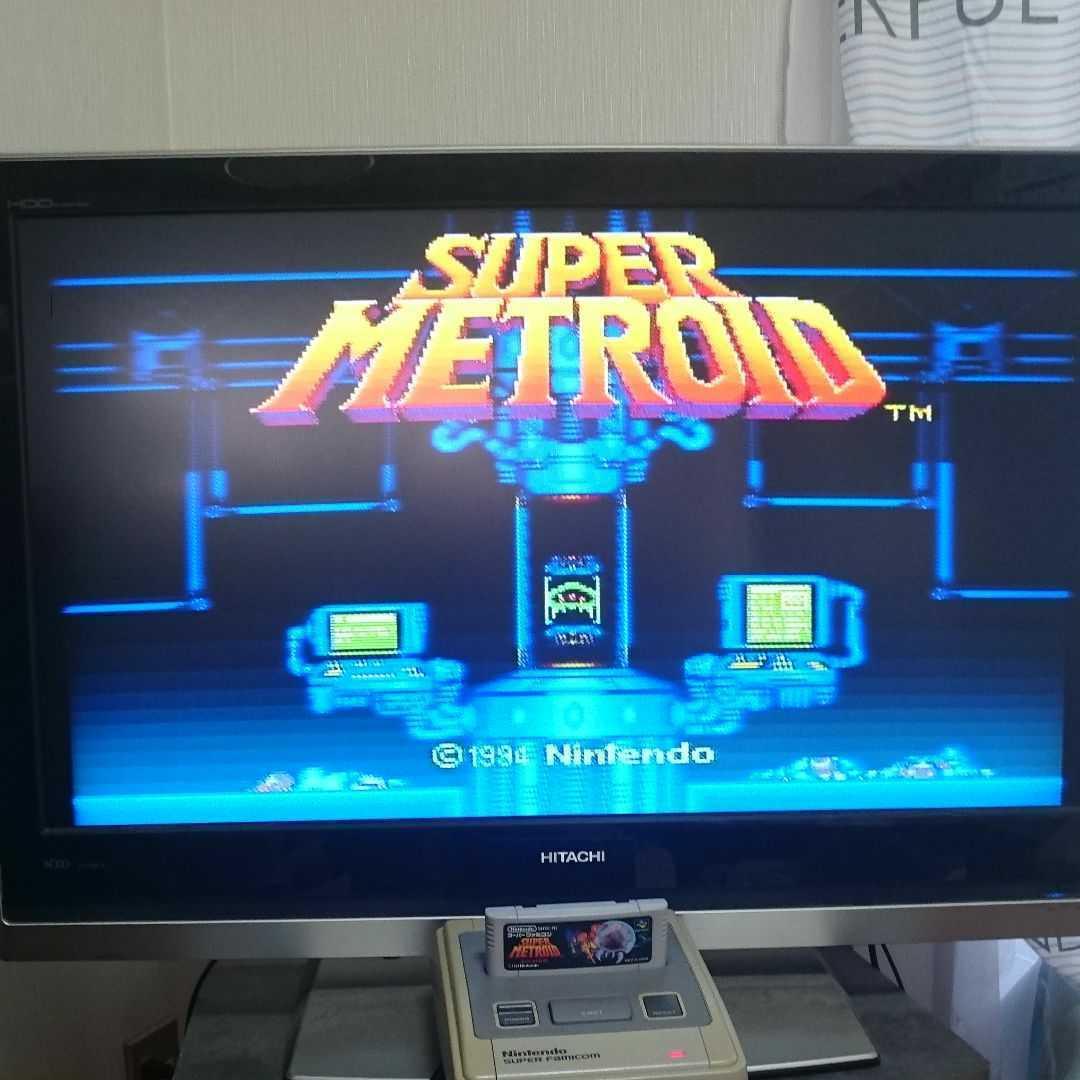 スーパーメトロイド 電池交換 スーファミ スーパーファミコン SFC