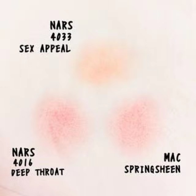 NARS ナーズ ブラッシュ #4033 SEXAPPEAL