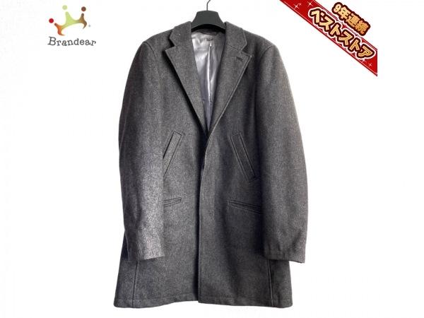 アルマーニエクスチェンジ ARMANIEX サイズS - グレー メンズ 長袖/冬 コート
