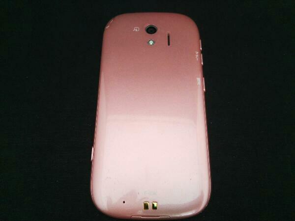 Android F-03K らくらくスマートフォン me_画像1