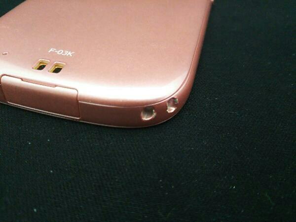 Android F-03K らくらくスマートフォン me_画像3