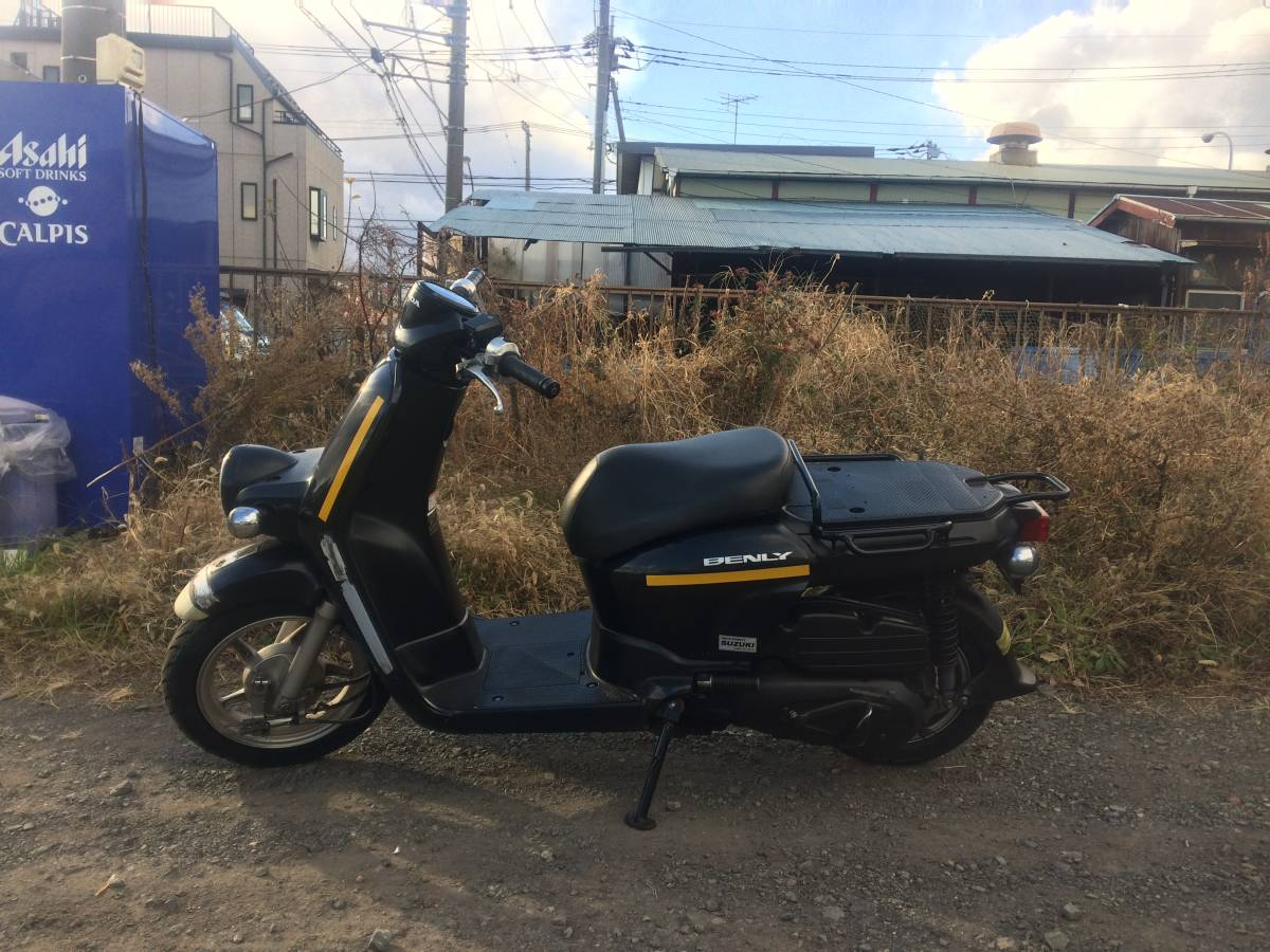「ベンリィ ベンリー110 プロ JA09 タイヤ前後プラグオイル新品!ギヤ??」の画像2