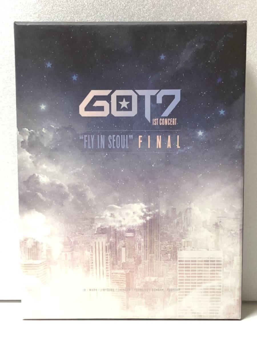 【中古DVD】 GOT7 1st concert FLY IN SEOUL FINAL 【韓国盤】_画像1