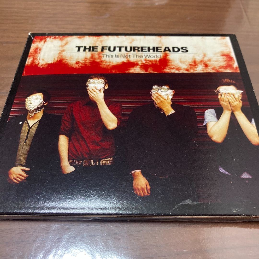 THE FUTUREHEADS フューチャーヘッズ アルバム CD this is not the world アルバム