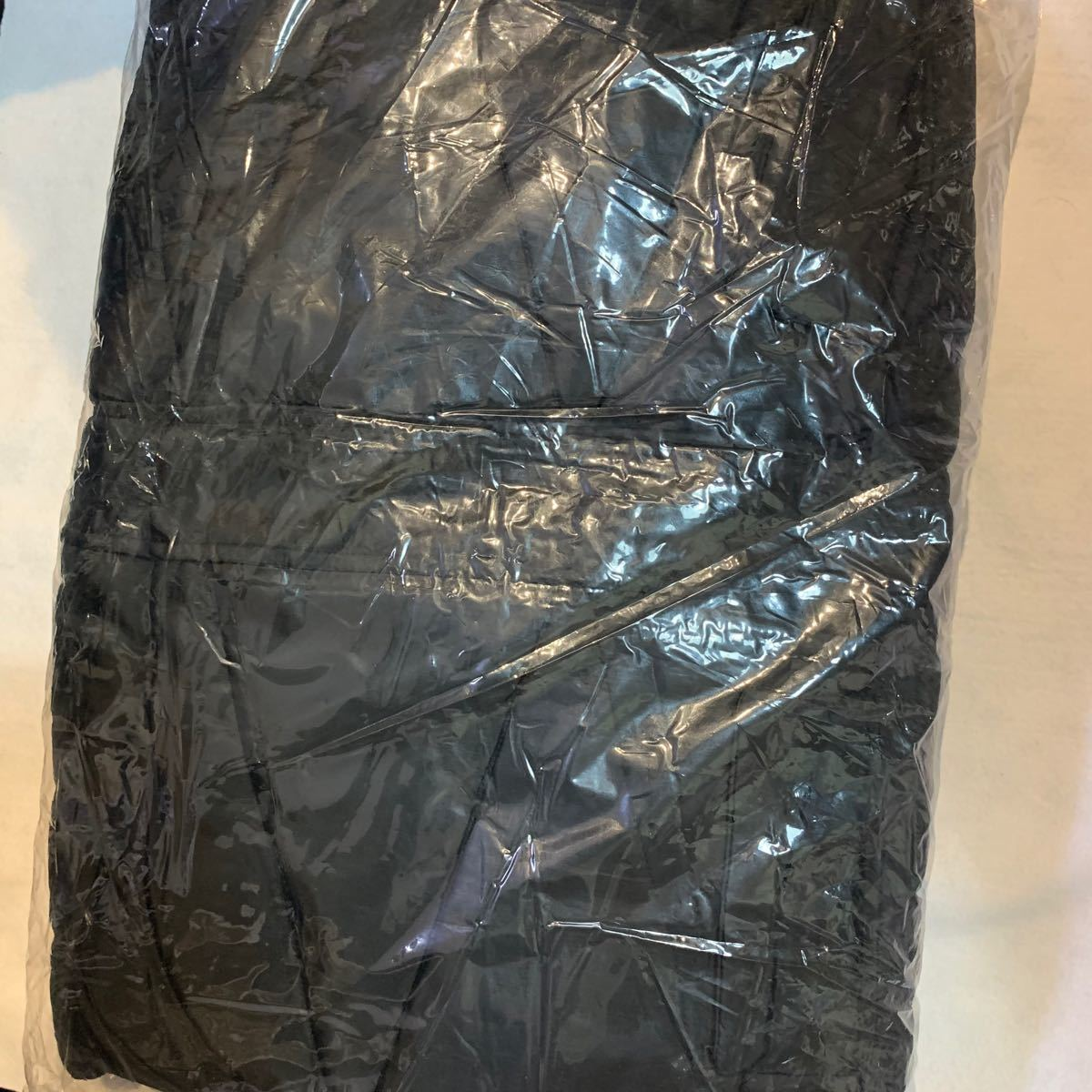 ☆冬のオススメ☆フード付きロングコート ジャケット 冬アウター ブラック M