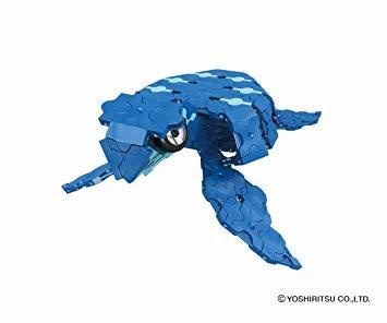ラキュー (LaQ) ダイナソーワールド(DinosaurWorld) ステゴサウルス_画像6