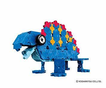 ラキュー (LaQ) ダイナソーワールド(DinosaurWorld) ステゴサウルス_画像5