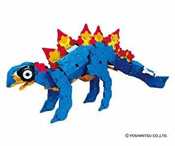 ラキュー (LaQ) ダイナソーワールド(DinosaurWorld) ステゴサウルス_画像2