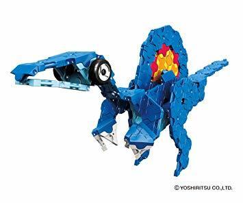 ラキュー (LaQ) ダイナソーワールド(DinosaurWorld) ステゴサウルス_画像3