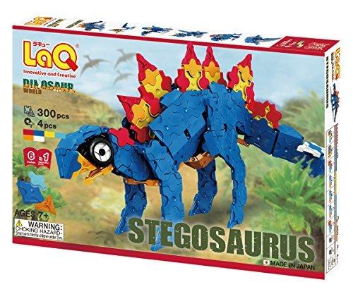 ラキュー (LaQ) ダイナソーワールド(DinosaurWorld) ステゴサウルス_画像8