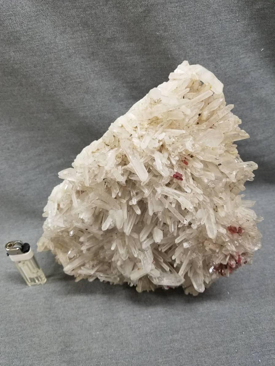 の 塊 水晶