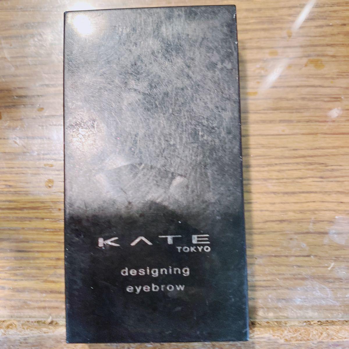 KATE デザイニングアイブロウ3D