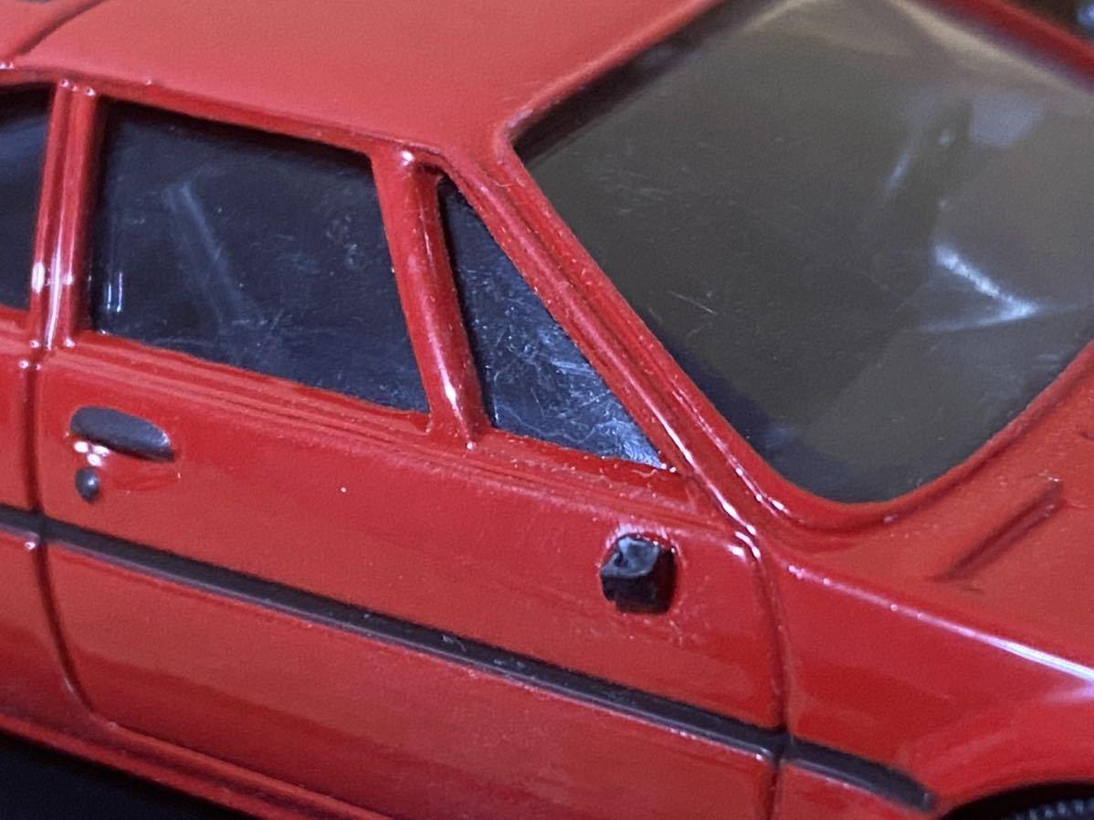 DELPRADO DelPrado デルプラド BMW M1 1/43_右のミラーがありません