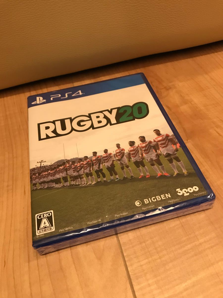 PS4  RUGBY20