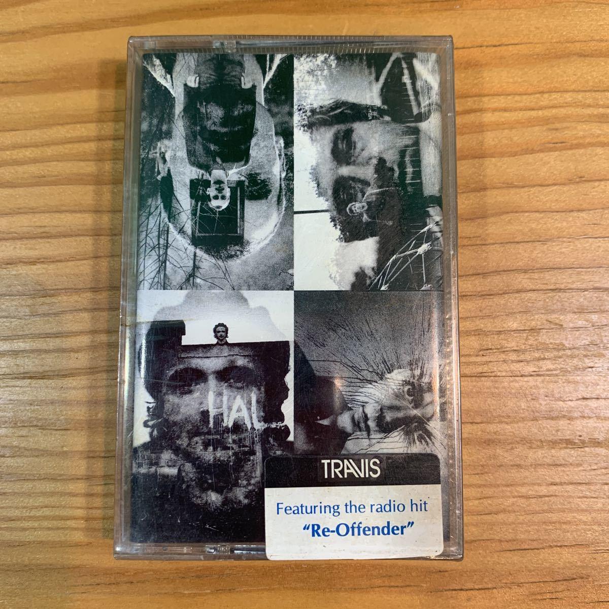 新品! Travis「12 Memories」カセットテープ 輸入盤 正規品 official トラヴィス シュリンク未開封 UK 90's レコード LP CD T-Shirt RARE!!_画像1