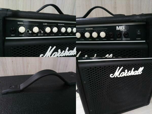 Marshall MB‐15 アンプ_画像6
