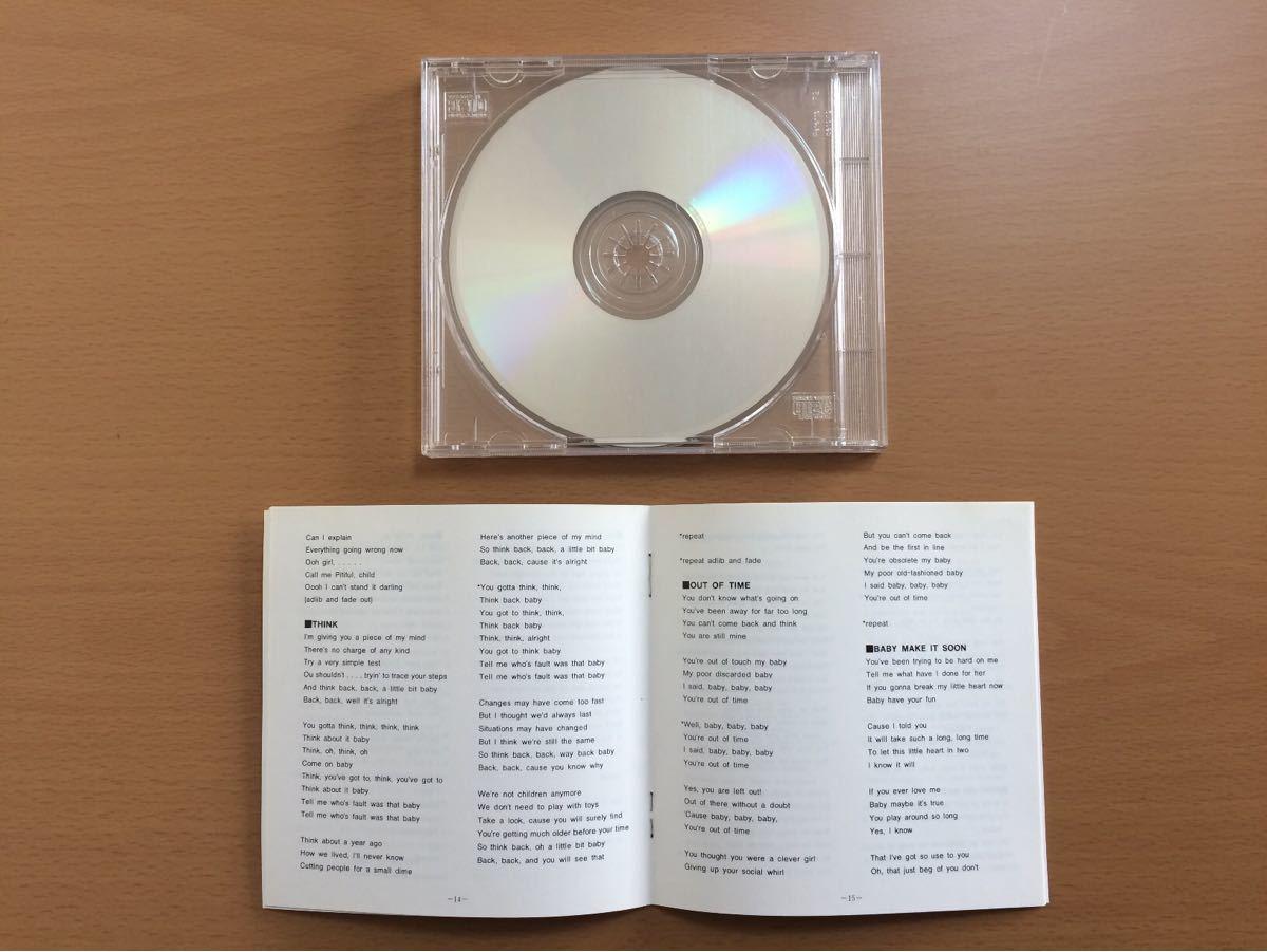 【CD】 クリス ファーロウ アウト オブ タイム CHRIS FARLOWE
