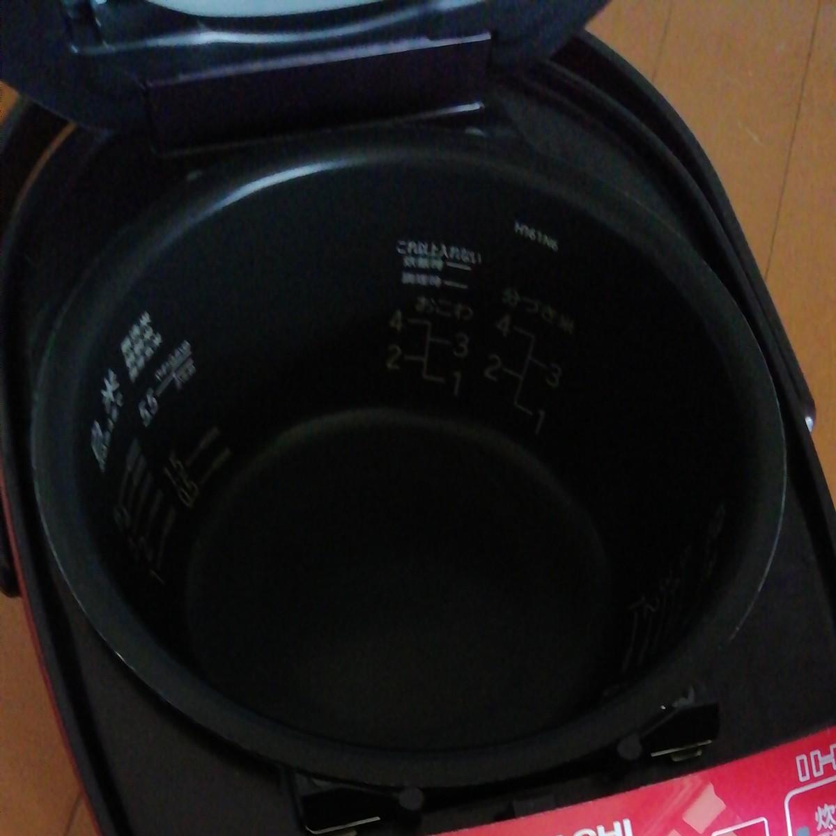 RZ-AV100M 圧力スチーム IH HITACHI IH炊飯ジャー 炊飯器