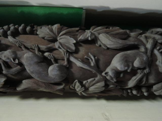 二代目 南部白雲 一位 あららぎ 一本彫り 昭和33年~34年 製作_画像2