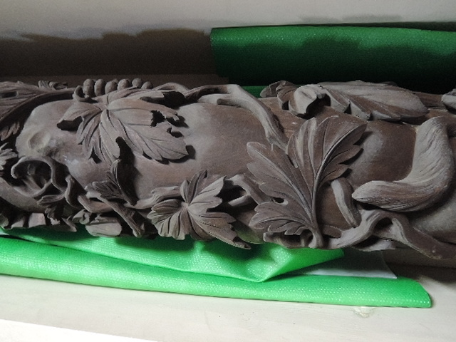 二代目 南部白雲 一位 あららぎ 一本彫り 昭和33年~34年 製作_画像3