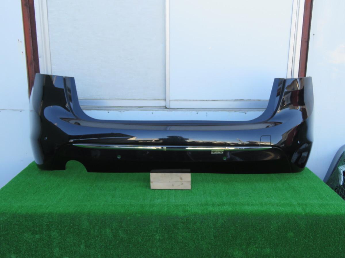 K3840vc BMW 純正 2シリーズ アクティブ ツアラー ラグジュアリー リアバンパー F45 LCI 5112149145_画像1