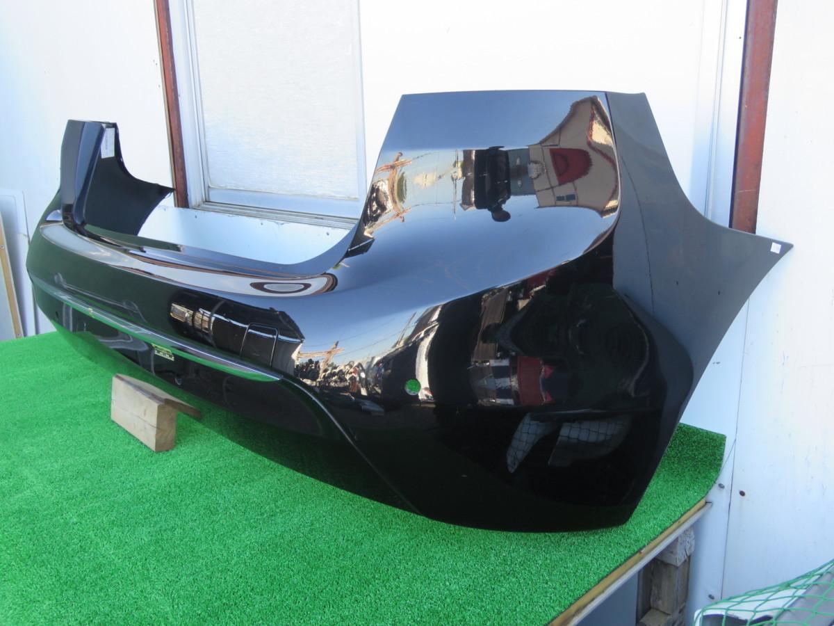 K3840vc BMW 純正 2シリーズ アクティブ ツアラー ラグジュアリー リアバンパー F45 LCI 5112149145_画像2