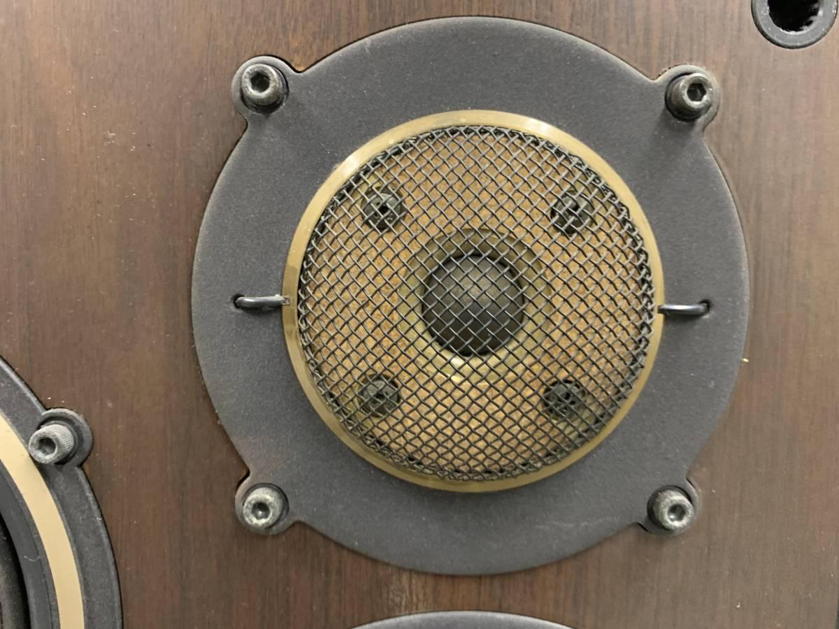 DIATONE  4wayスピーカー DS-3000 ペア定価 520,000円 60日補償 動作品 少し難あり かなりの美品_画像2