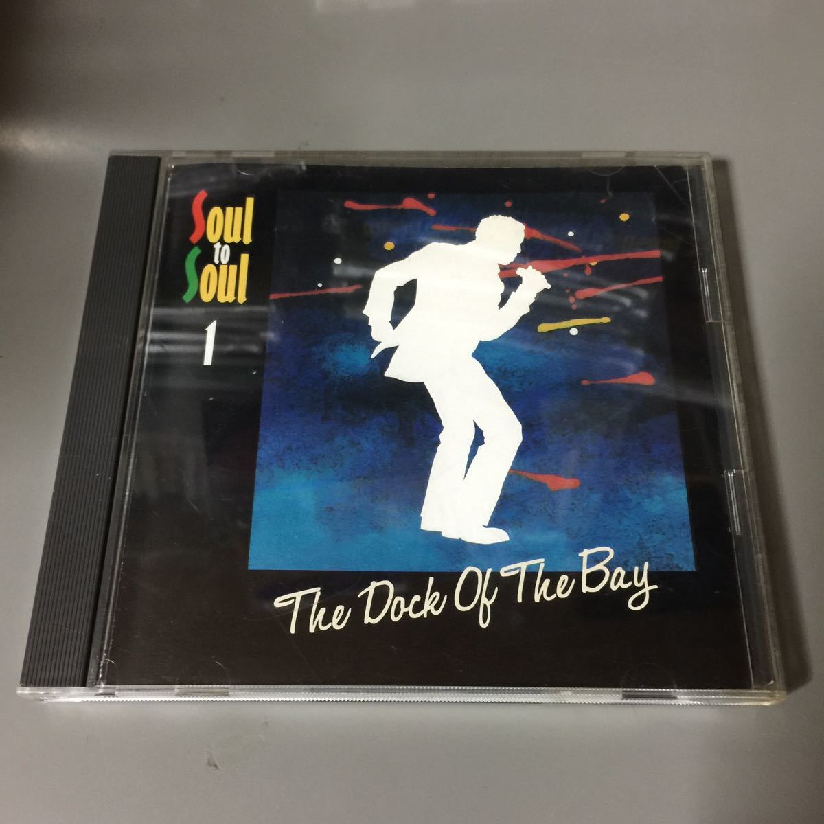 Soul to Soul 1【THE DOCK OF THE BAY】国内盤CD