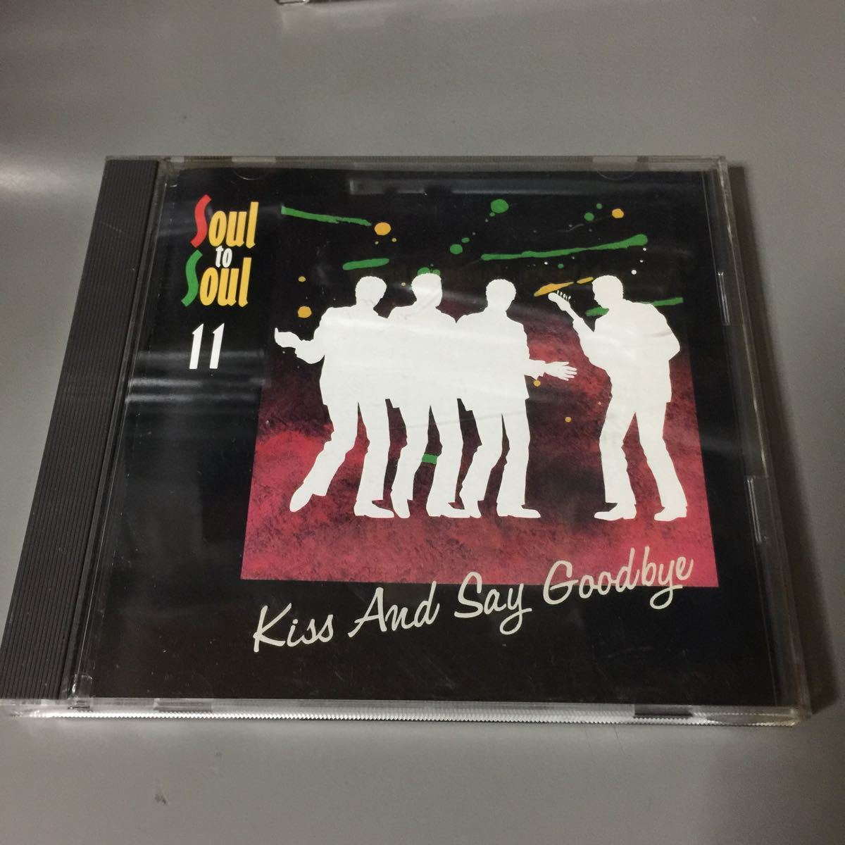 Soul to Soul 11【KISS AND SAY GOODBEY】国内盤CD