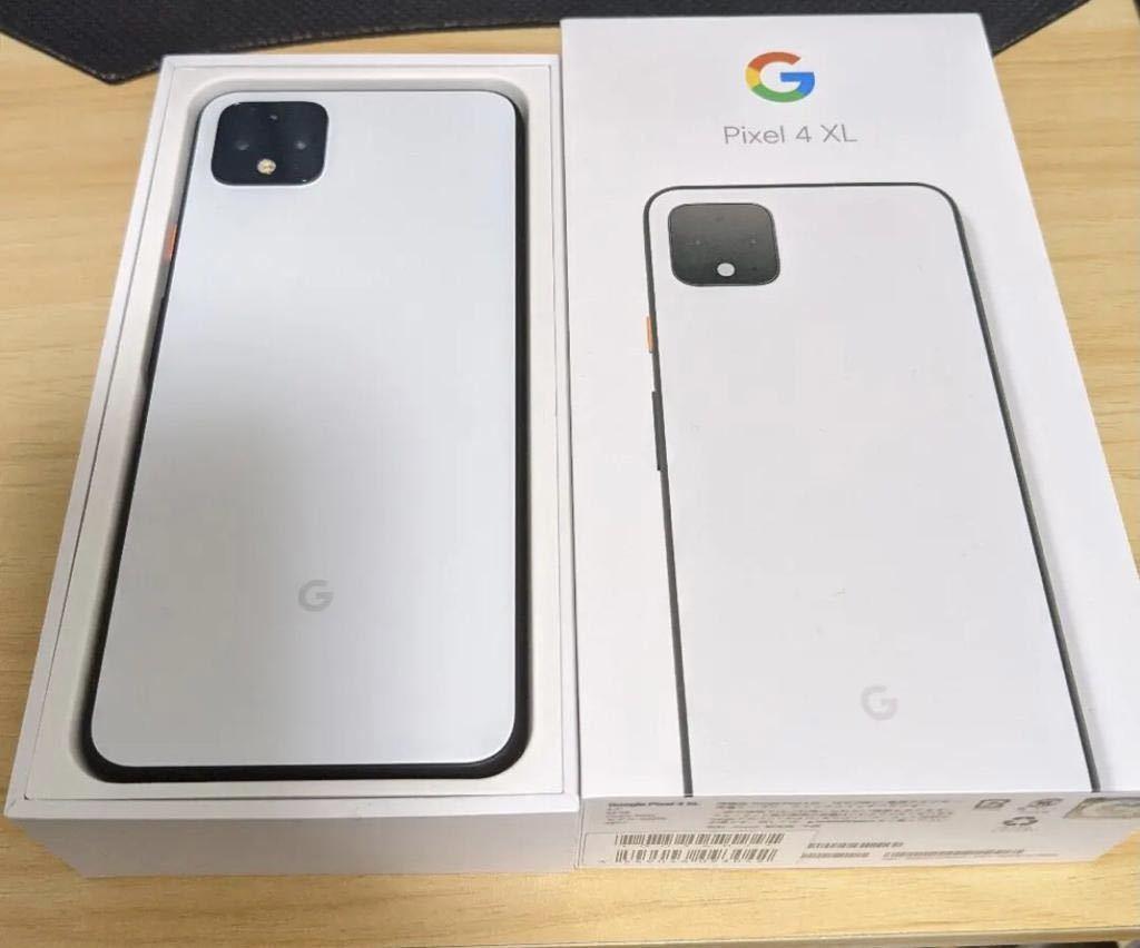 (美品) Google pixel 4 XL 64GB SIM フリー_画像1