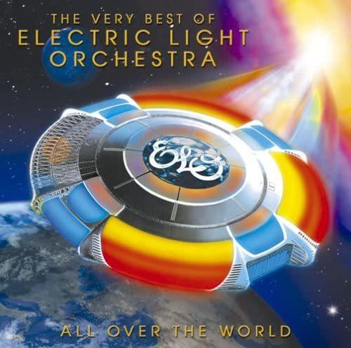 CD エレクトリック・ライト・オーケストラベリー・ベスト・オブ・エレクトリック・ライト・オーケストラ4571191053305