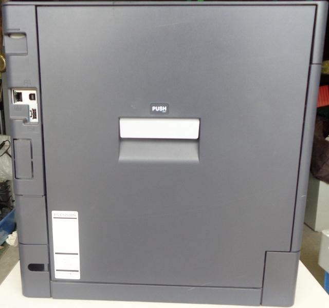 KYOCERA MITA 京セラミタ FS-C5250DN プリンター カウンター800枚☆ 使用少ない☆_画像4