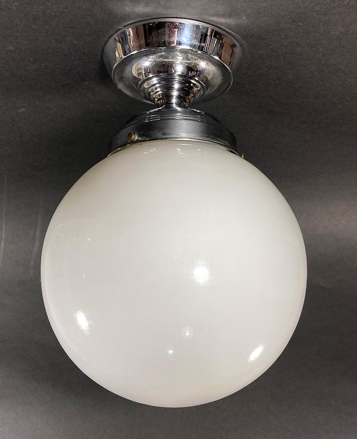ドイツ製 アンティーク シーリング ライト/天井/裸電球/モダン/ランプ/gras/什器/玄関/キッチン/照明/洗面台/バウハウス/ビンテージ/トイレ_画像1