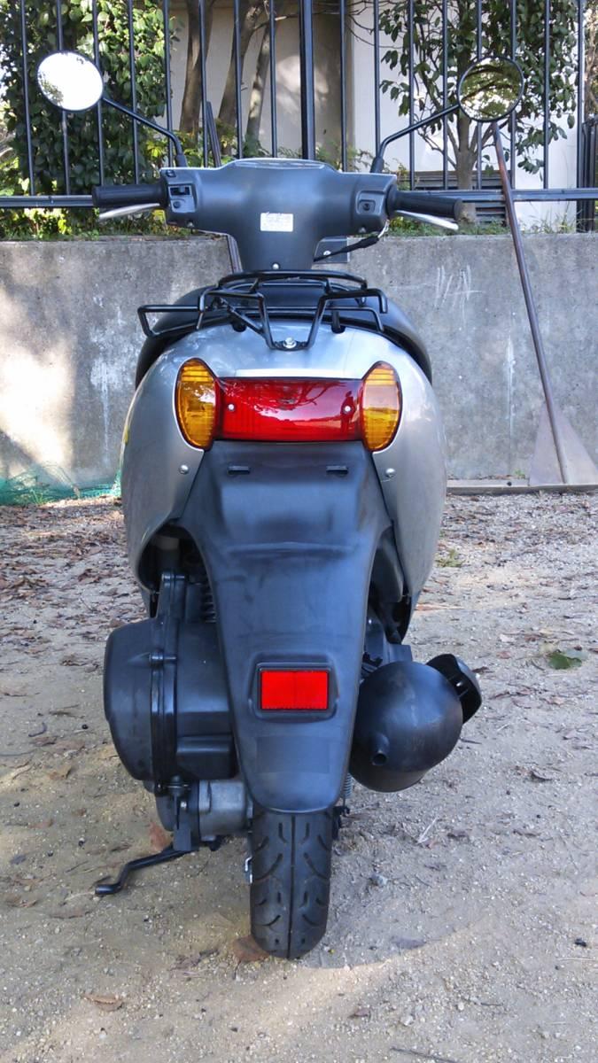 【中古】原付バイク スズキ レッツ4 CA45A _画像3