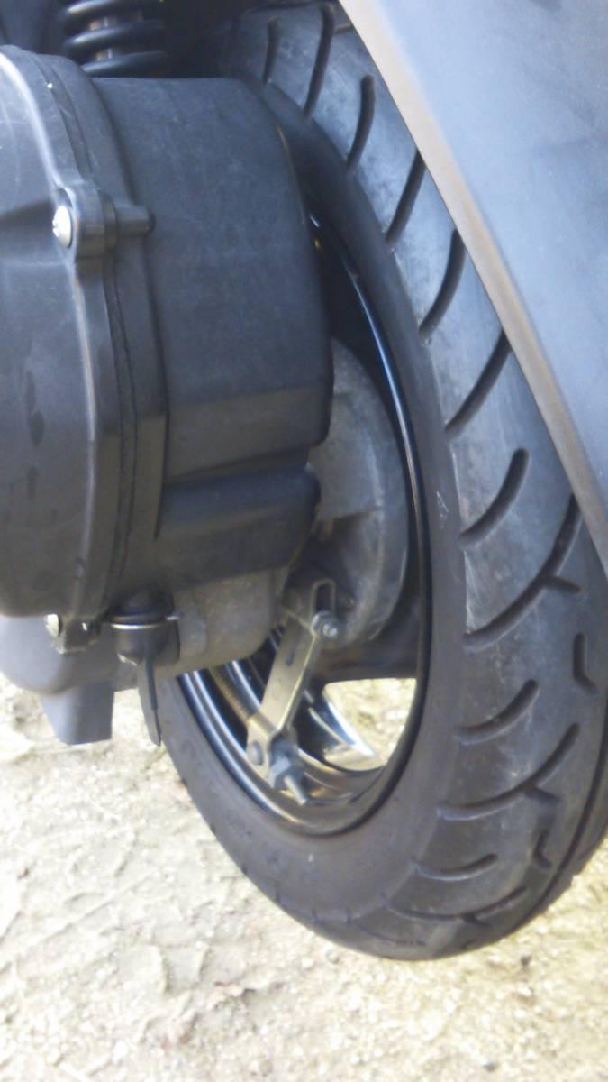 【中古】原付バイク スズキ レッツ4 CA45A _画像5