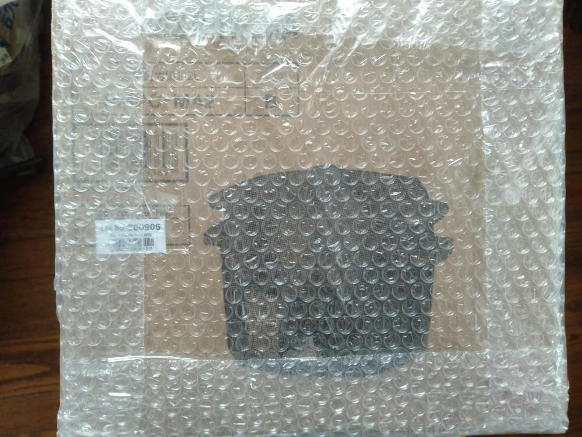 アイリスオーヤマ 電気圧力鍋 ブラック