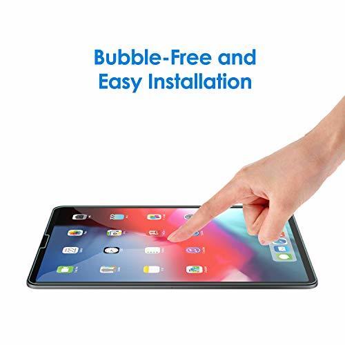 【即決】JEDirect iPad Pro 12.9インチ (2020/2018モデル 第4世代用) 強化ガラス 液【在庫処分】_画像4